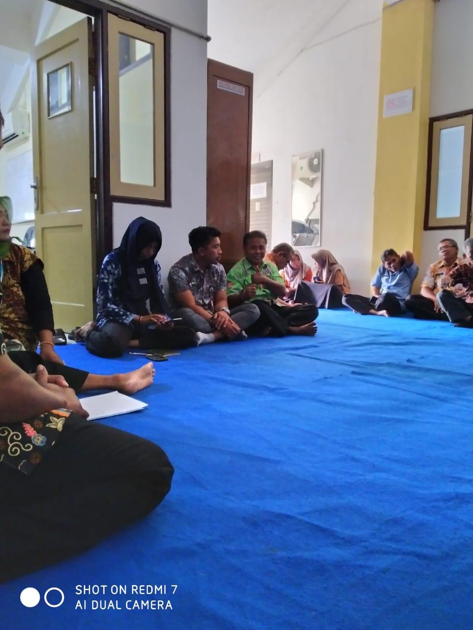 Pengajian rutin Pembacaan Surat Yasin & Sholawat Nariyah