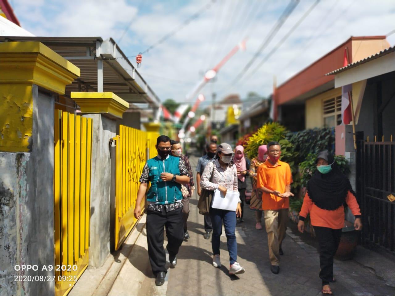 KIPRAH MAS ATH- THARIQ DIKUNJUNGI TIM FACT-FANDING JATIM