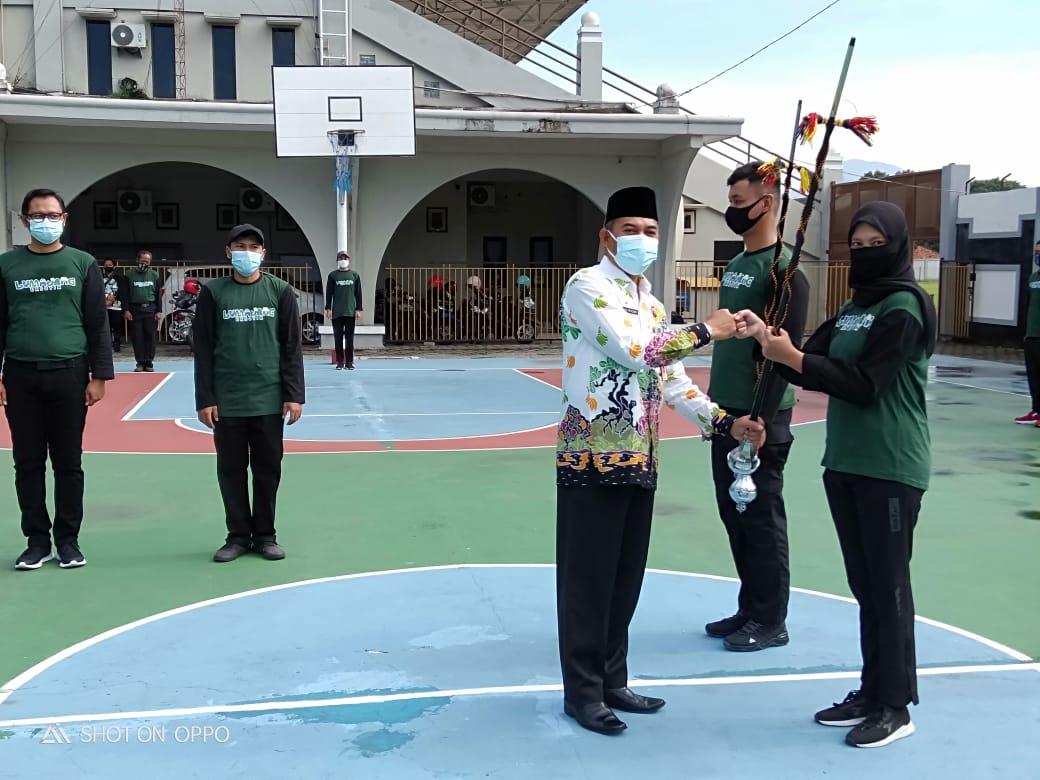 HARAPAN SEKDA, MARCHING BAND GITA WIRA BHAKTI BISA TAMPIL DI HARI BERSEJARAH