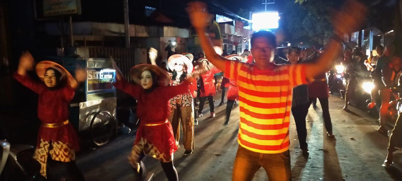 PAWAI BUDAYA DISPORA DALAM RANGKA HARJALU 764 TAHUN 2019