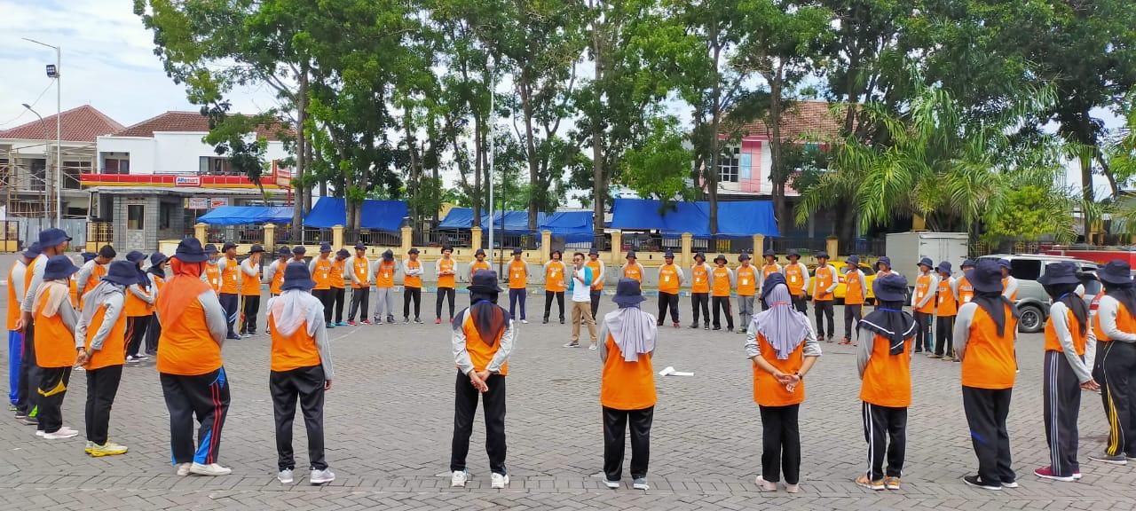 Pelatihan Marching Band GWB ASN ( 9/3/'20) STADION SEMERU LUMAJANG